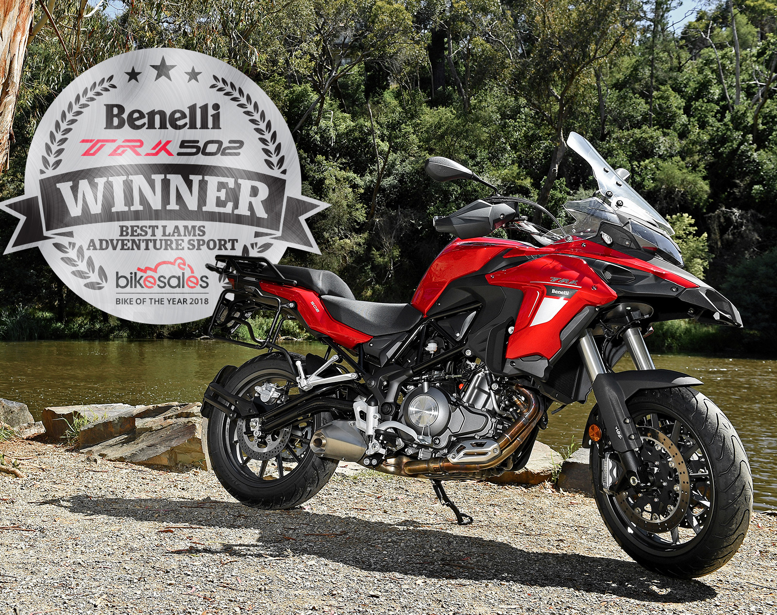 The Leader In Lams Touring Benelli Australia