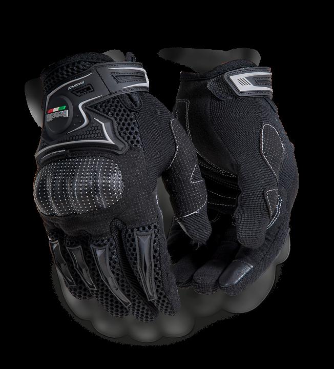 TP-01 Gloves (Black)