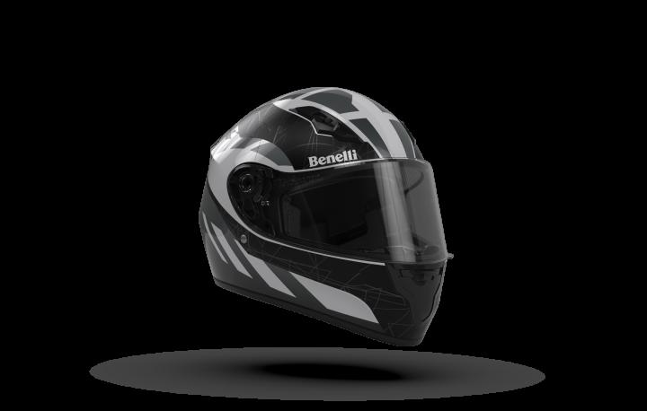 KV-09 Helmet (Black/Grey)
